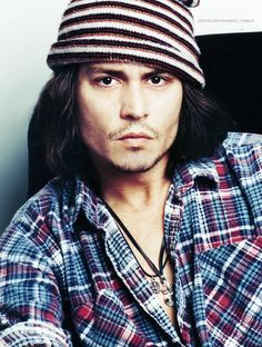 Johnny Depp, male actor, celeb, famous, sexy, hot, eyecandy, portrait, photo