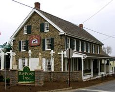 Bay Pony Inn * this is were my wedding will be held. Banquet Facilities, Bffs, Pony, Restaurant, Cabin, Eat, House Styles, Places, Wedding