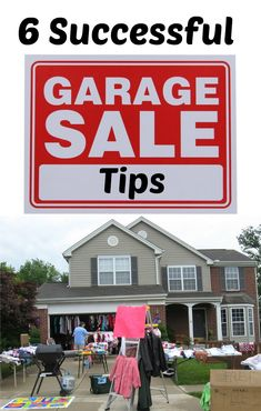 Everyone wants to have a successful garage sale. It's a great way to clean out clutter and make extra money in the process. Learn about some of things you can do to ensure your sale is profitable. Money Tips, Money Saving Tips, Garage Sale Tips, National Debt Relief, Rummage Sale, Moving Tips, Money From Home, Credit Cards, Extra Money