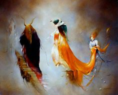 """Unique """"Other"""" World By Anne Bachelier  http://avaxnews.net/wow/unique_other_world_by_anne_bachelier.html"""