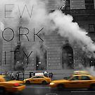 NYC yellow taxis   www.redbubble.owlhouseink.com  #nyc #taxi #newyork #yellow #trend #steam #photography #digitalart #homedecor #wallart #clothing #pouch #card #case #laptopcase #phone #phonecase Taxi, Card Case, Pouch, Nyc, Wall Art, Yellow, Phone, Clothing, Photography