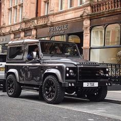 Urban Automotive Defender 90