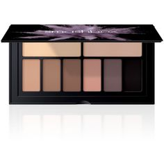 Smashbox Cover Shot Eye Palette- Matte ($29) ❤ liked on Polyvore featuring beauty products, makeup, eye makeup, beauty, eyes, matte, smashbox eye shadow, smashbox, smashbox eye makeup and smashbox eyeshadow