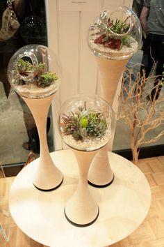 Futuristic planter