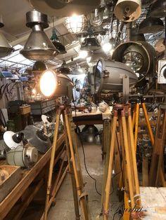 Industriële statief lampen - Industriële Verlichting - Burbri