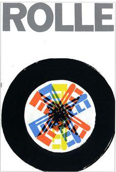 Bob Noorda - Pirelli Rolle, 1959 by laura@popdesign, via Flickr
