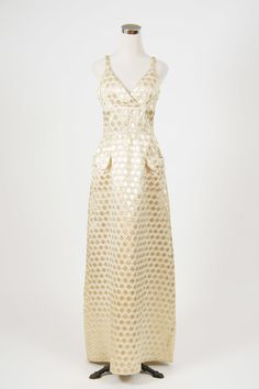 Champagne toast dress | Little Wing Vintage