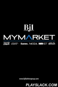 MyMarket - BJI Fashion Group  Android App - playslack.com , Browse & Select Brands Today!How will you approach market week with so many resources and so few days? Start planning TODAY! Browse, select and organize the brands you need to see and those that spark your interest. With product descriptions, images, category searches, note taking features and floor plan guides, you can get organized and make the most of your market week with BJI Fashion Group's MyMarket App. Furthermore…