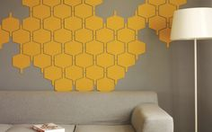love the graphic for the walls  honeycomb carpet tiles - Google Search