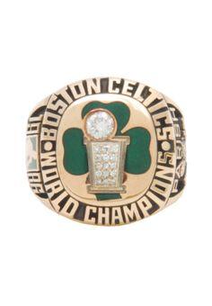 Robert Parish Is Selling His 1986 Celtics NBA Championship Ring