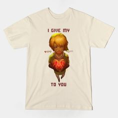 This Link Shirt Is Perfect For Valentine's Day Read more at http://fashionablygeek.com/t-shirts/this-link-shirt-is-perfect-for-valentines-day/#LfFyBasgdob27ew4.99