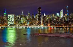 Mas Luz y Agua NYC