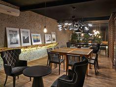 22 ambientes de CASA COR 2014 que destacam a cor preta - Casa