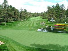 Castle Pines Golf Club, Colorado