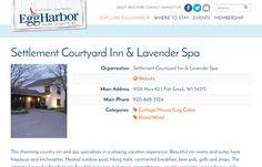 http://www.eggharbordoorcounty.org/explore-egg-harbor/where-to-stay/listings/settlement-courtyard-inn-lavender-spa/?dir=2930