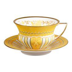 Taza de té con plato Wedgwood Teacup