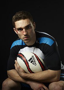 George North: Wales is my home but we don't make it easy for ourselves - Rugby College Welsh Rugby Team, Irish Rugby, Rugby League, Rugby Players, Tournoi Des 6 Nations, Wales Tourism, Wales Rugby, World Rugby, Gorgeous Men