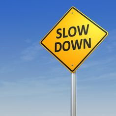 "Tattoo Ideas & Inspiration - Quotes & Sayings | ""Slow Down"""