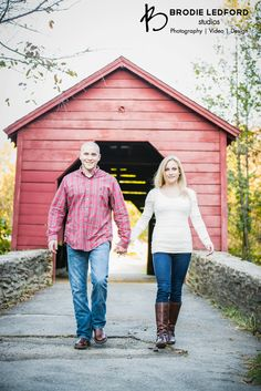 Engagement session by Brodie Ledford Studios | Frederick, MD | www.brodieledford.com