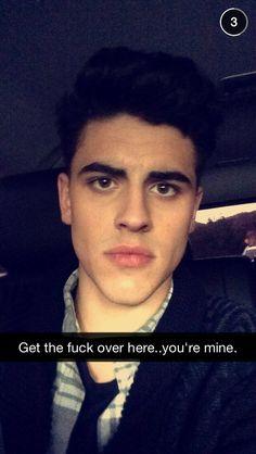 - allysoninwonderland16: Imagine: you're flirting...