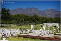 Lourensford Estate in Somerset West is one of the oldest farms in South africa. Lourensford Wedding Venue (Laurent) counts as number 2 in our Top 10 Venues Beach Ceremony, Wedding Ceremony, Our Wedding, Wedding Venues, Dream Wedding, Somerset West, Cape Town South Africa, Old Farm, Big Day