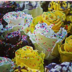 Easter roses Easter Flowers, Easter Ideas, Roses, Desserts, Food, Tailgate Desserts, Deserts, Pink, Rose
