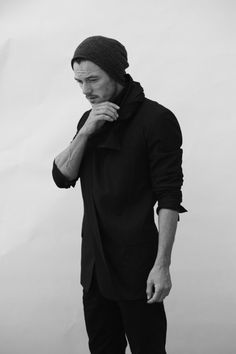 Luke Evans!!!!! My favoritest picture of this sexy man