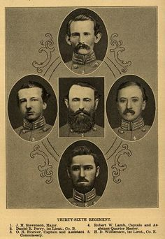 NC Artillery Officers [of the Ft. Confederate States Of America, Confederate Leaders, Southern Heritage, Southern Men, American Civil War, American History, Civil War Art, Civil War Photos, Teaching History