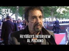This was the unexpected day when I got to interview acting legend Al Pacino at the UK premiere of his film of Salome