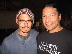 Gil Birmingham and Jeremy Renner in Wind River Native American Movies, American Guy, Native American History, Native American Indians, American Actors, Native Americans, Billy Black, Native Place, Mother Family
