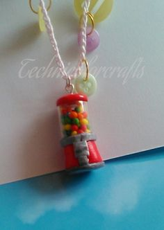 Candy Machine Necklace