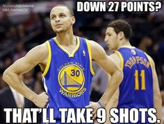 The SPLASH Brothers.. What a comeback!  - NBA Memes - http://weheartnyknicks.com/nba-funny-meme/the-splash-brothers-what-a-comeback-nba-memes #basketballmemes