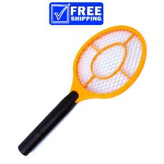 Electronic Mosquito Insect Bug Electric Fly Zapper $9.49 www.1CrazyDeal.com