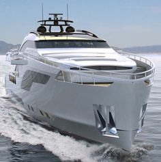 Yacht by Hercio Dias Yacht Design, Yacht For Sale, Boats For Sale, Speed Boats, Power Boats, Jet Ski, Grand Luxe, Yacht Broker, Cool Boats