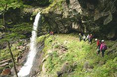 滝の数が日本一、初秋の飛騨小坂を巡る |WOMAN SMART|NIKKEI STYLE