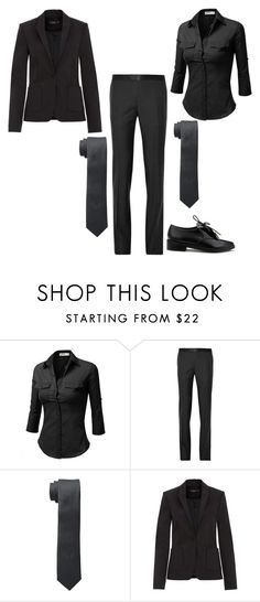 """Women's Summer Variation 4"" by xurae ❤ liked on Polyvore featuring J.TOMSON, Lanvin, The Kooples and Hallhuber"