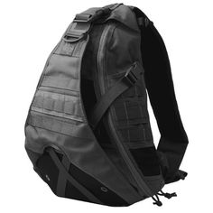 Amazon.com : Maxpedition Monsoon Gearslinger, Black : Tactical Backpacks : Sports & Outdoors