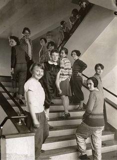 Bauhaus Movement Magazine - The #women of the #Bauhaus who rethought the world...
