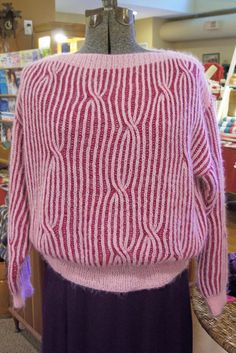 Hand Knit Sweater by hendersonmemories on Etsy, $50.00