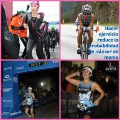 Mujer, esposa, mama, amiga, hija, profesionista y triatleta, esa soy yo, Karla y tengo 43 años.