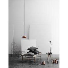 Menu Pendant Lamp, by Grethe Meyer