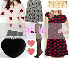 Wish List Wednesday: Hearts...