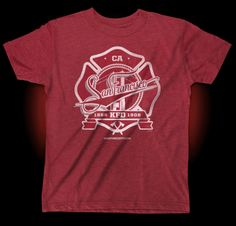 S.F. BRAVEST | Fire Red