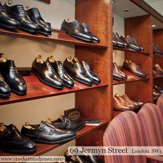 Crockett & Jones - 69 Jermyn Street