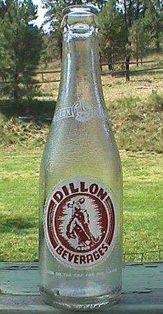 Antique,  Dillon Beverages,  Dillon Montana....