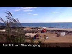 Strand vom Magic Life Jacaranda Imperial - YouTube