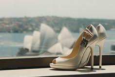 My Jimmy Choo Wedding heels