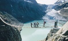 10 Most Scary Bridges In The World | Top Weird,Odd and Cool lists - Weirdly Odd