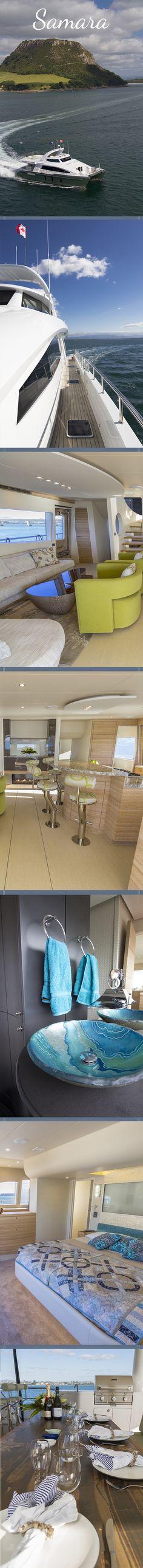 Pachoud Yachts 24m Exploration Catamaran Superyacht - Samara.
