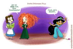 Pocket Princesses In Order | Pocket Princesses 31 - Disney Princess Photo (32255524) - Fanpop ...